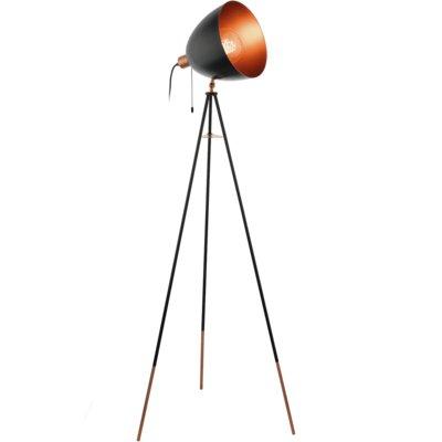 LAMPA, STATÍV STOJAN VINTAGE LOFT CHESTER EGLO 49386