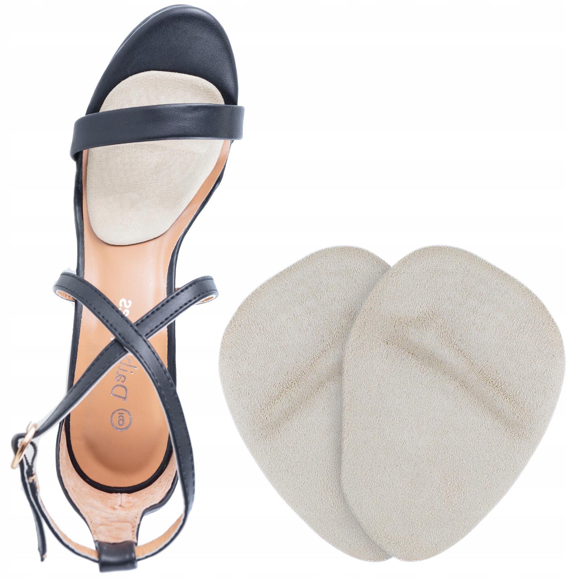 Стельки обувные на силиконовых гелевых каблуках