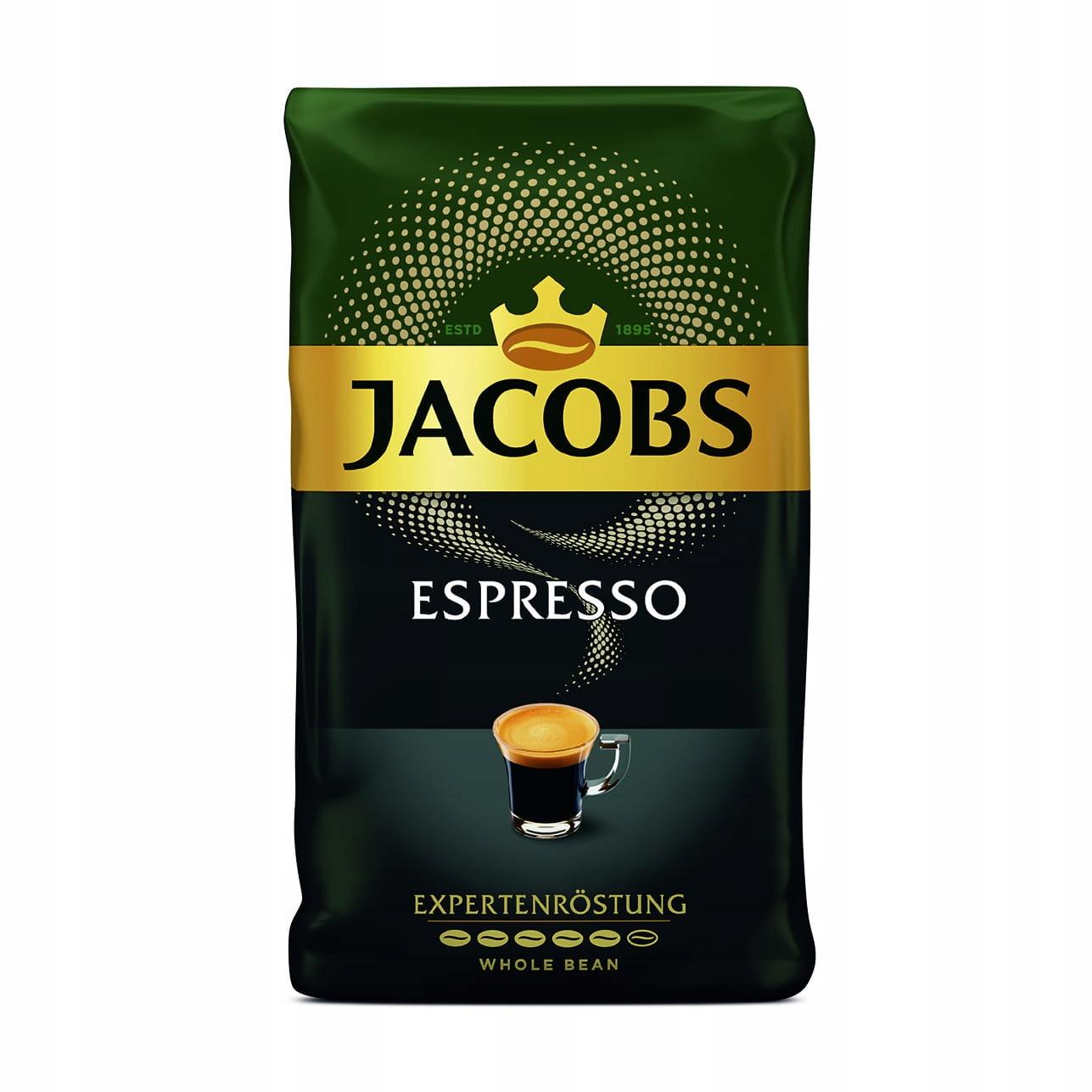 кофе в зернах ДЖЕЙКОБС Krönung кофе Эспрессо 1кг