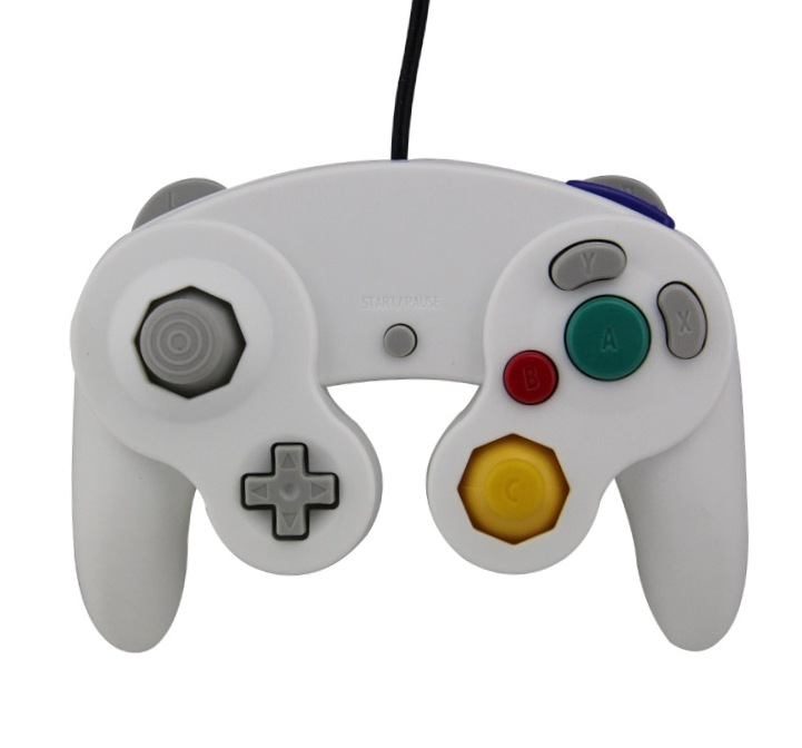 Item GameCube Controller Pad white ! NEW !