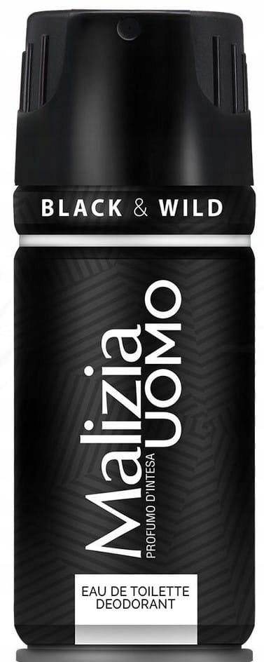 Malizia Uomo Black дезодорант-спрей 150 мл