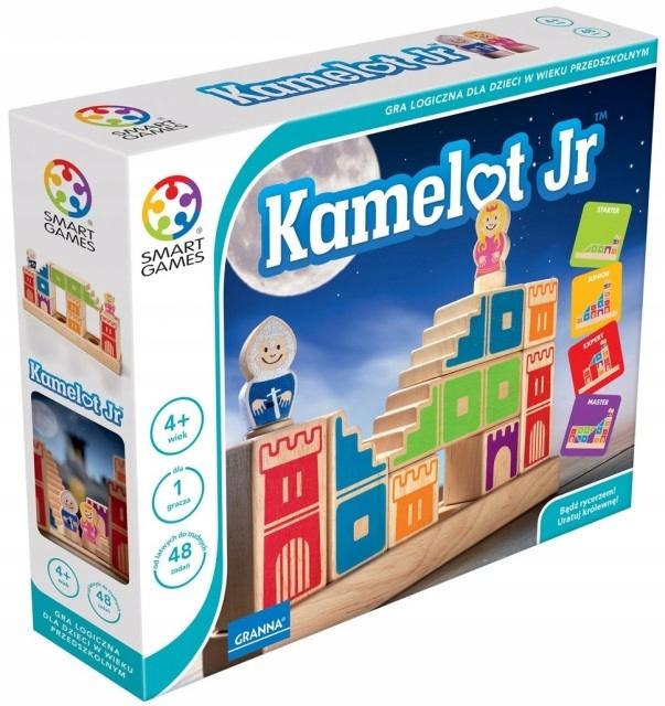 Kamelot Junior logická hra pre deti CHYTRÉ HRY