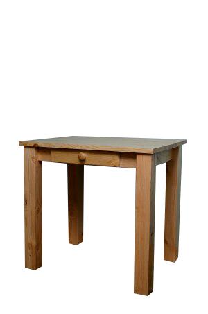 Stół drewniany sosnowy 100x70 ELEGANCKI NOWOCZESNY Marka Inny producent