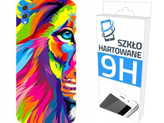 200 wzorów Etui Case + Szkło Do Huawei Honor 8X