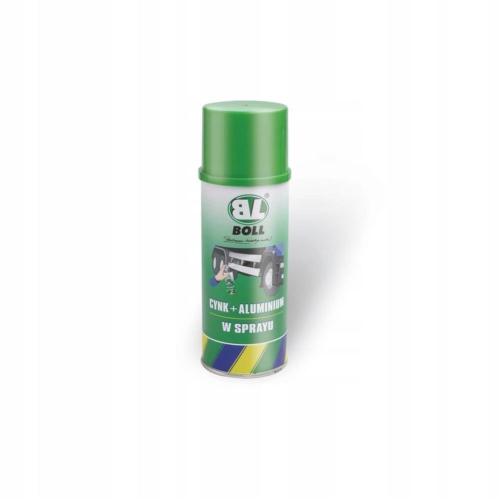 BOLL цинк-алюминий спрей 400мл
