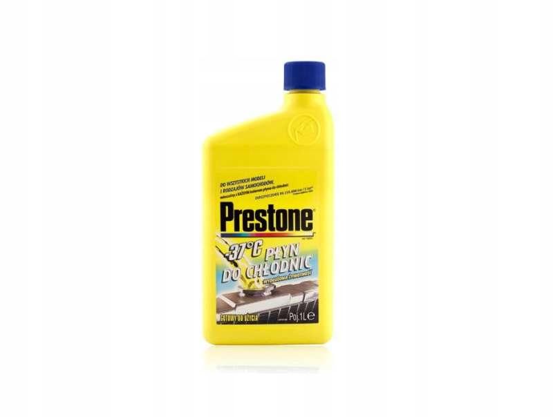 Жидкость для Радиаторов Prestone -37C Смешивается Готов 1Л