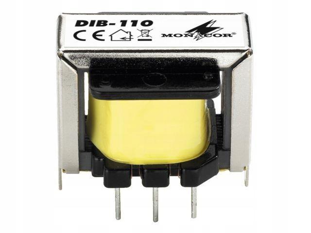 Item Monacor DIB-110, Di Transformer 10:1
