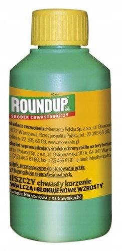 Randap na chwasty Roundup Flex Substral 40 ml