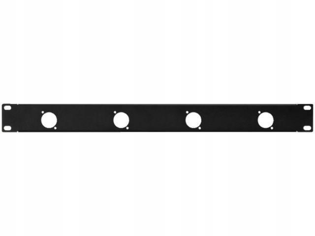 Купить Monacor RCP-8730U Panel rack 1U на Otpravka - цены и фото - доставка из Польши и стран Европы в Украину.