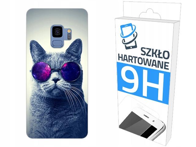 200 wzorów Etui+szkło do Samsung Galaxy S9 Case