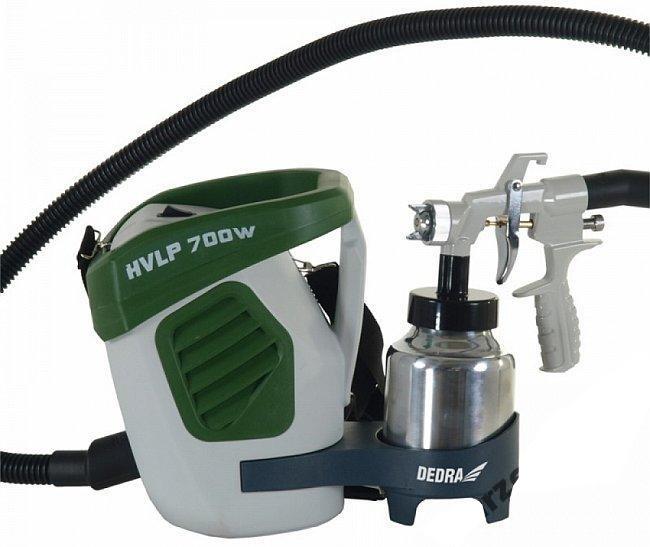 DEDRA Агрегат для покраски HVLP 700 ВТ DED7413