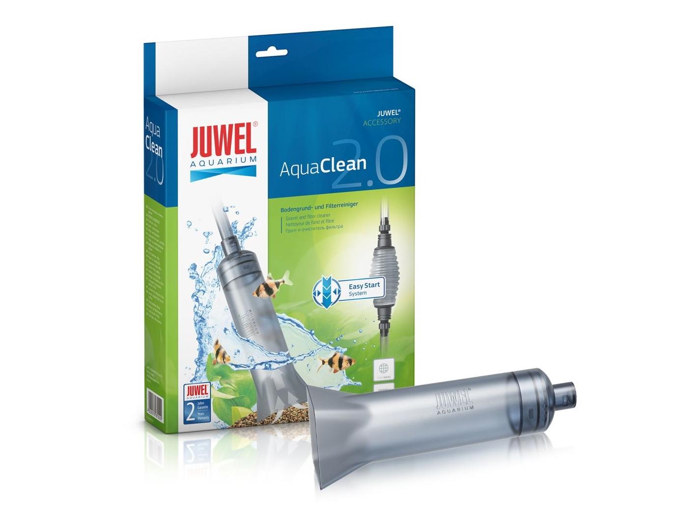 Juwel Aqua Clean kit 2.0 pre odstraňovanie kalov