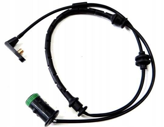 датчик потребления тормозных opel zafira astra g Система