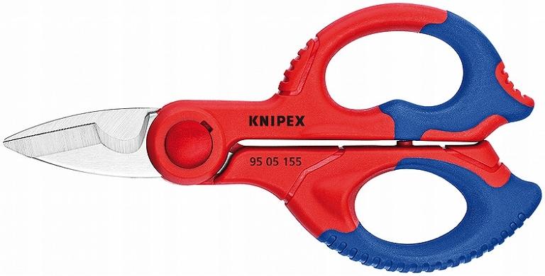 Nożyczki dla Elektryków KNIPEX 95 05 155 SB