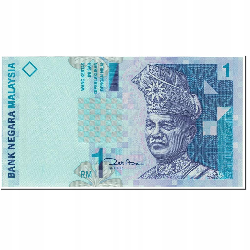 Банкнота, Малайзия, 1 ринггит, 2000 г., НЕ ДАТА (2000 г.)