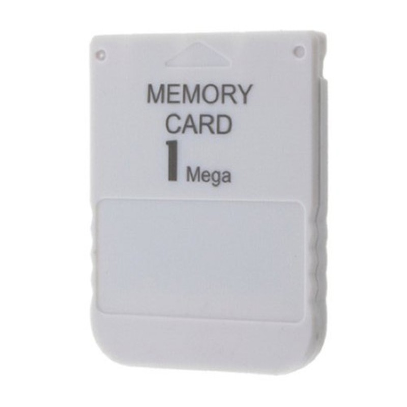 Item New memory card 1Mega for PlayStation 1 / PSX