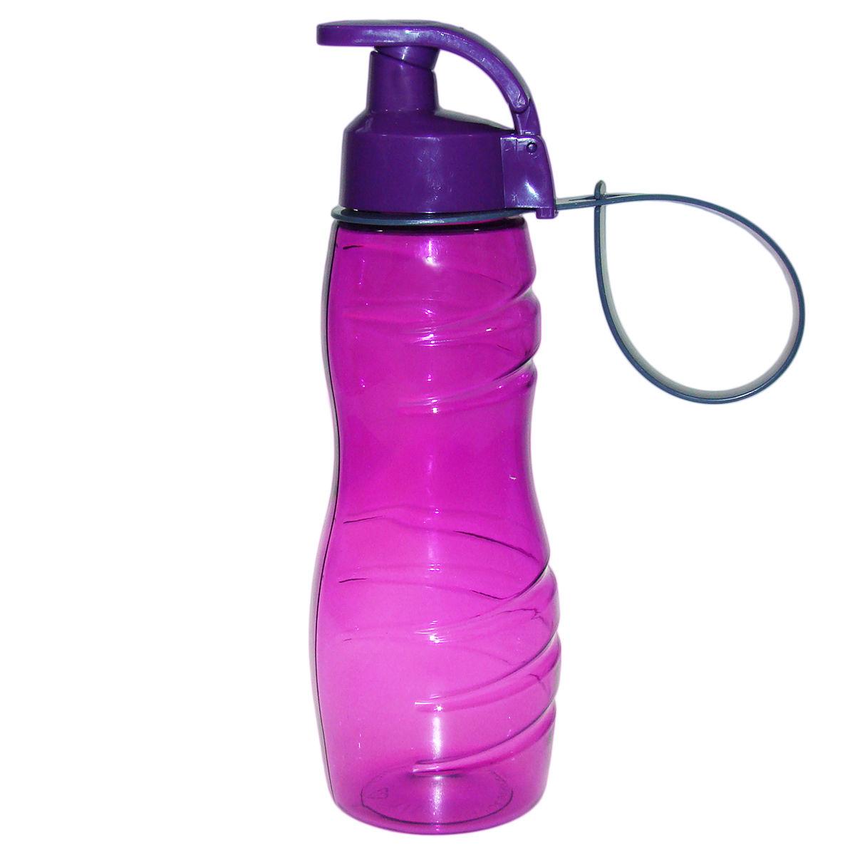 Stalman fľaša plastový Bidon 0.5L fialová