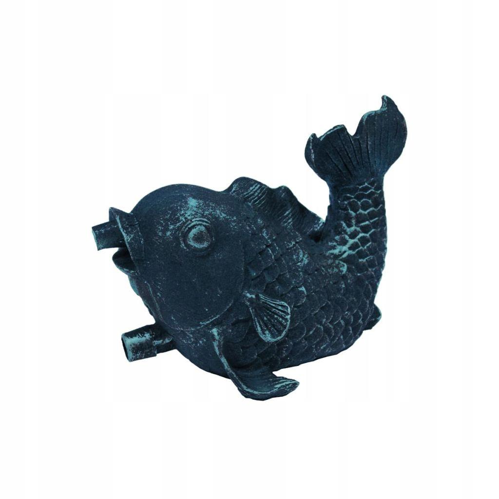 Ubbink Fontanna do oczka wodnego ryba, 12,5 cm,