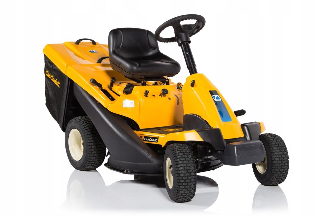 CUB CADET Mini Rider TRAKTOR 14KM ! POMPA OLEJU !