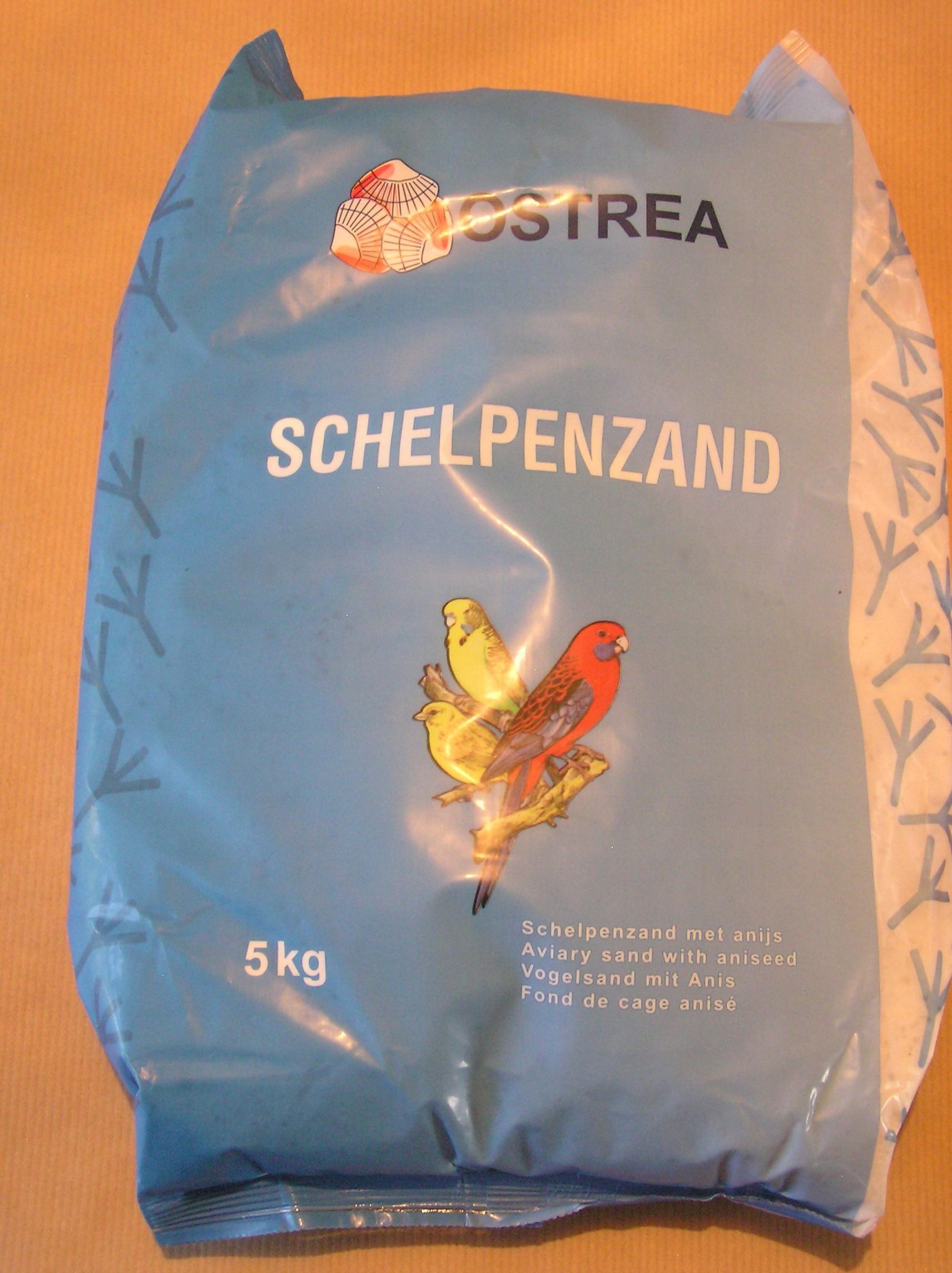 Купить Песок Ostrea кремния белый 5 кг на Otpravka - цены и фото - доставка из Польши и стран Европы в Украину.