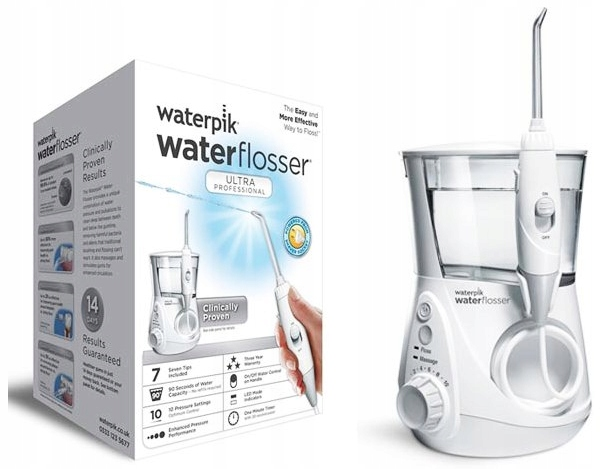 IRYGATOR WATERPIK WP-660 E2 ULTRA ДЛЯ ИРРИГАЦИИ