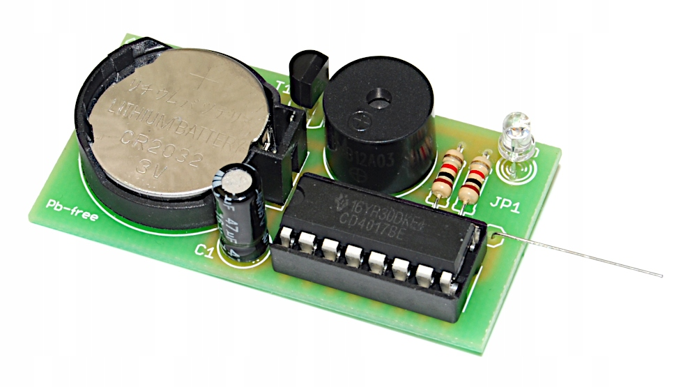 AR195 мини детектор проводов - kit