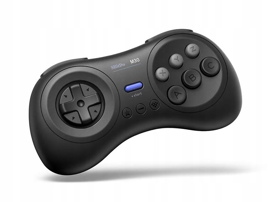 Item Pad wireless 8Bitdo M30 as SEGA