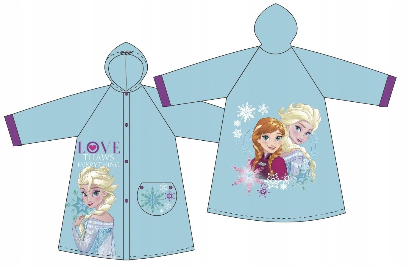 Frozen Frozen Raincoat 128