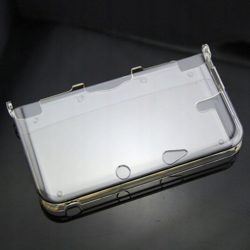 Crystal Case / Transparentné Armor na 3DS XL