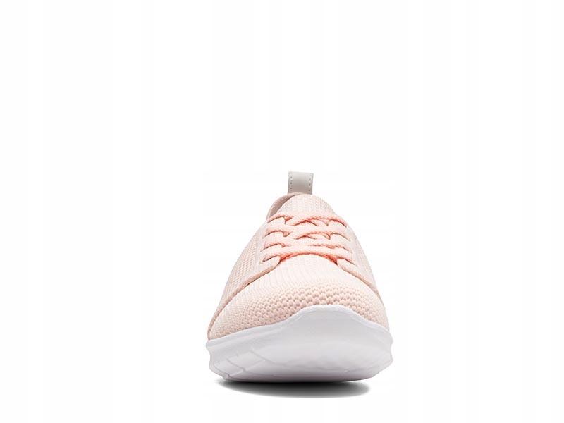 Clarks Step AllenaSun Light różowe (261415124)41 5