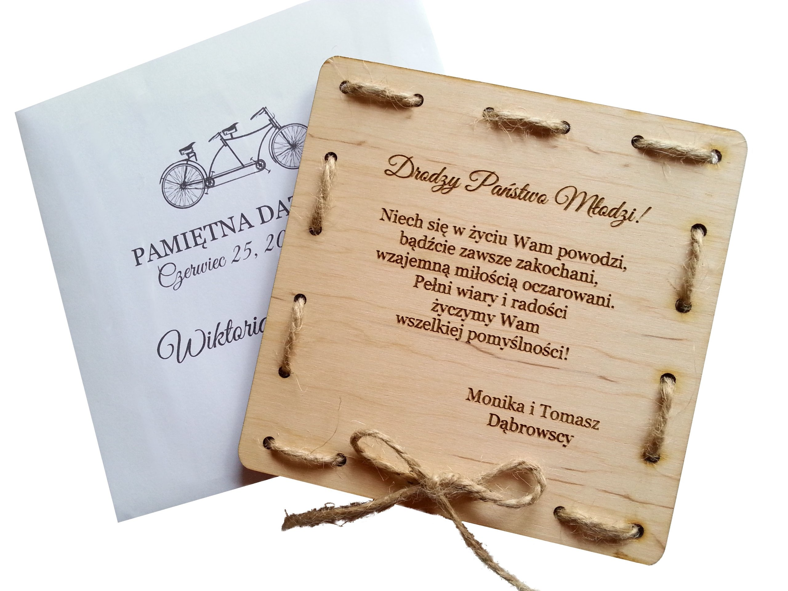 Item Greeting card for WEDDING, wedding Wishes Gift ENGRAVER