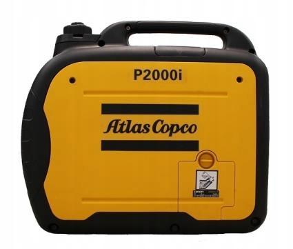 Приводимый в действие генераторная instagram Атлас Copco P 2000i Инвертор