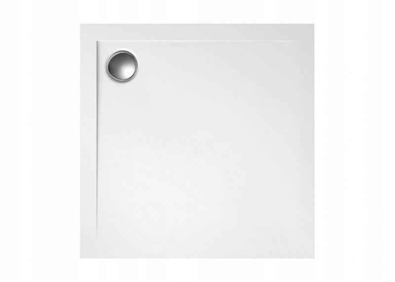 Square Geos 100x100x4,5x1,5 sprchová vanička + sifón