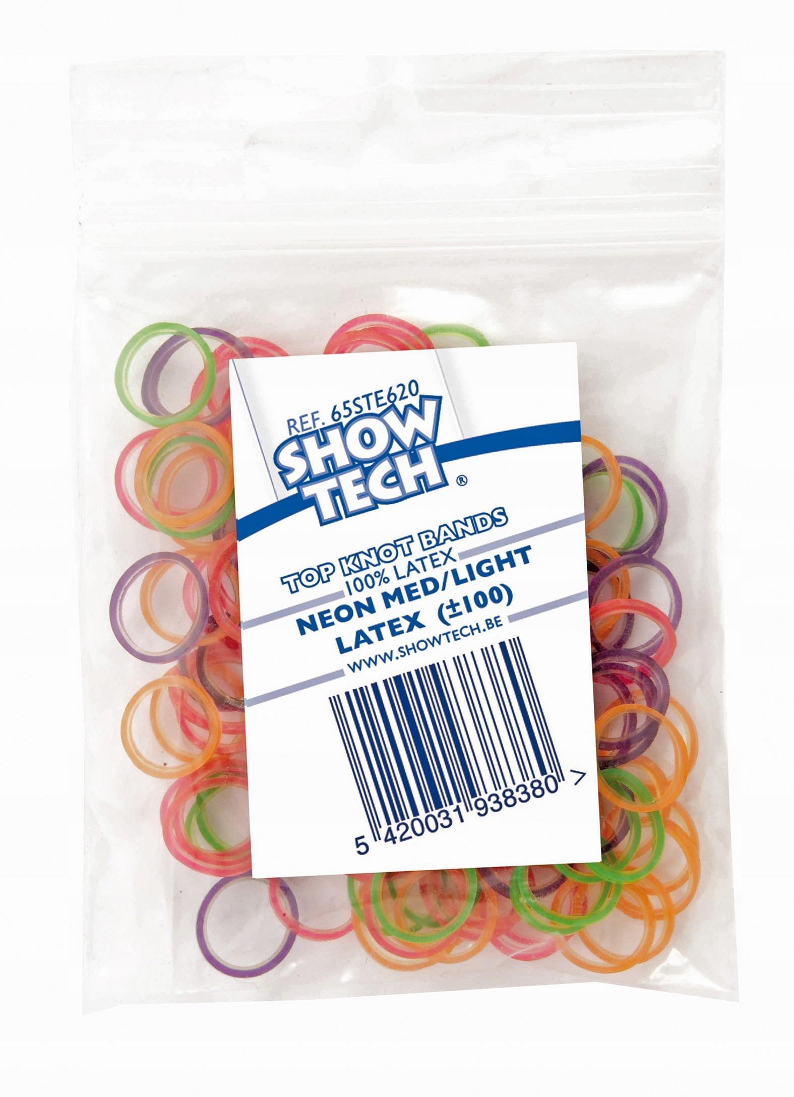 Lateksowe gumki dla psa ShowTech - 100 sztuk