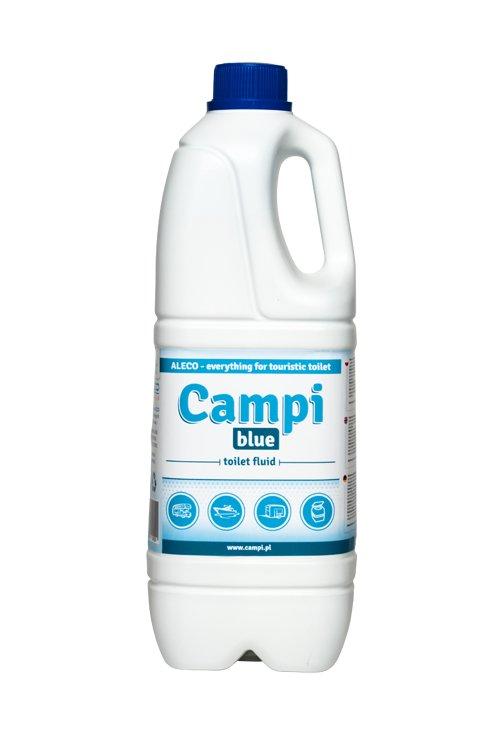 Turistické toalety Campi Blue 2L WC