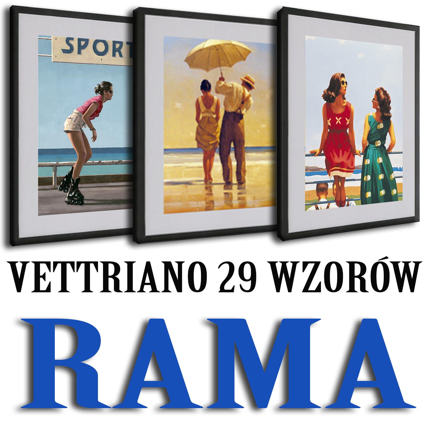 Vettriano Plakaty W Ramach 40x50 Wypoczynek