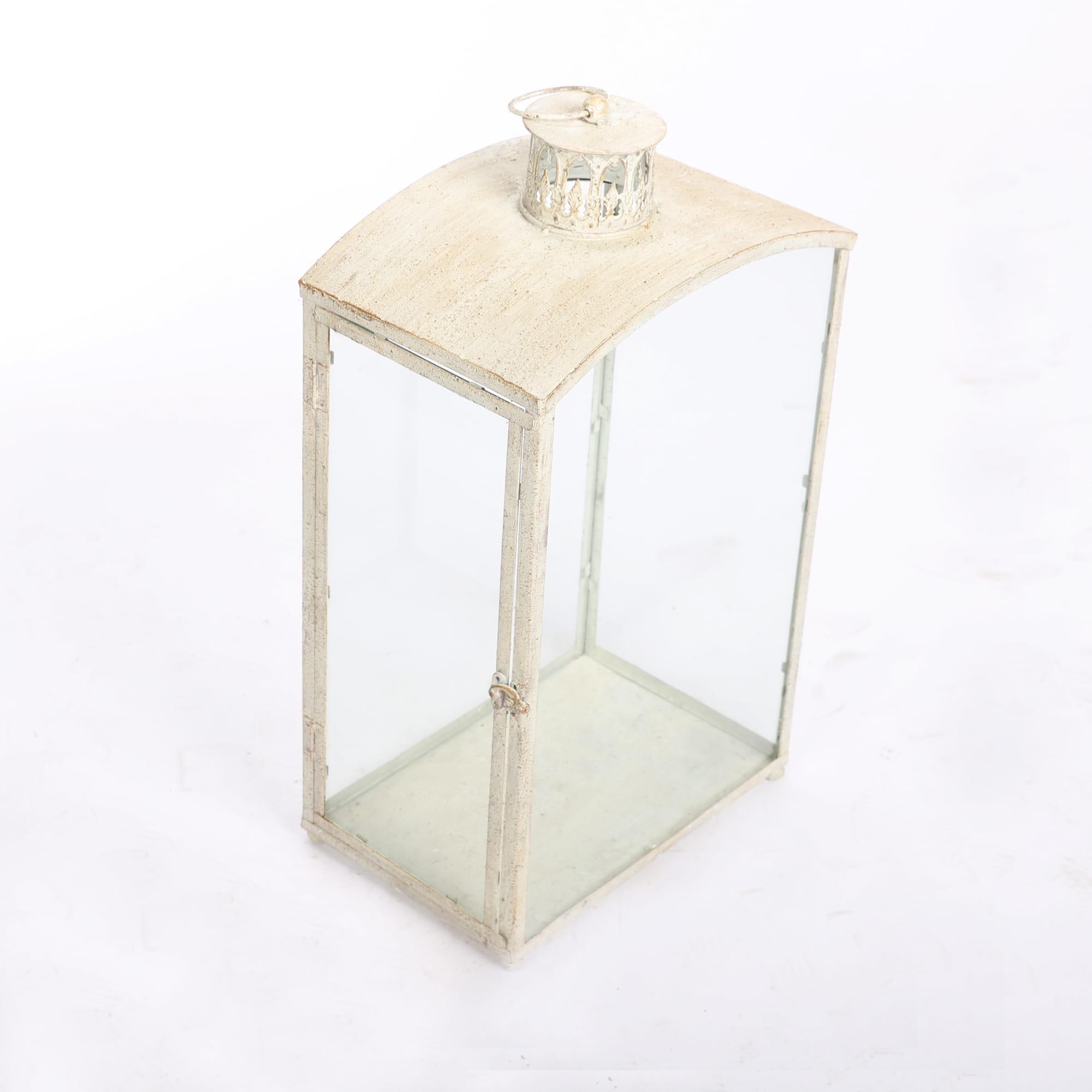 Biele Svietidlo Svietidlo Retro Chic Provence 36 cm