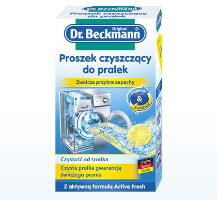 5x Порошок для очистки стиральных машин Dr Beckmann 250 г