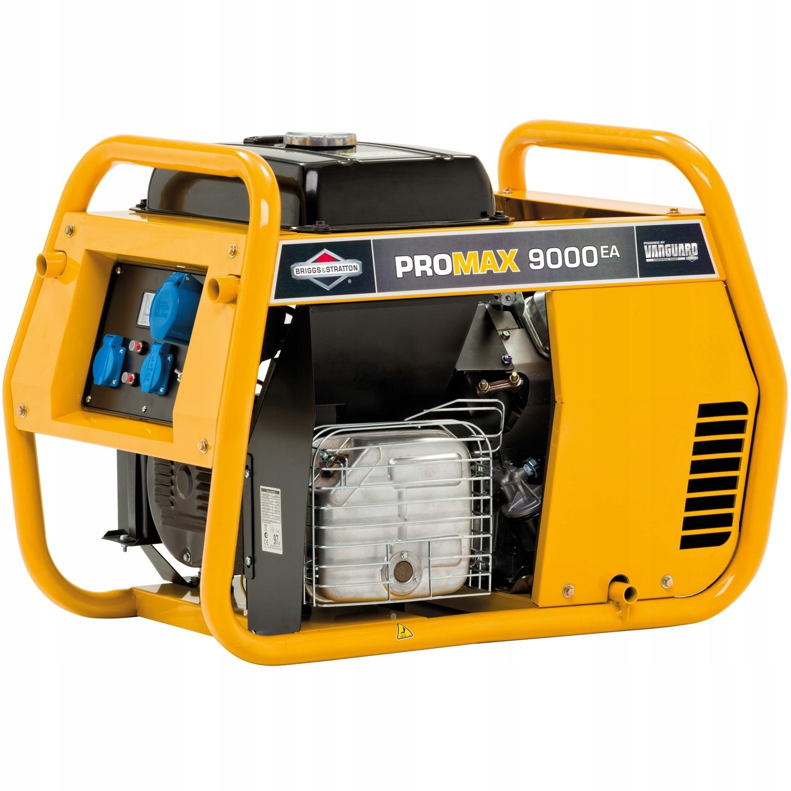 Генератор PRO B&S V-Twin 16 KM 9000W