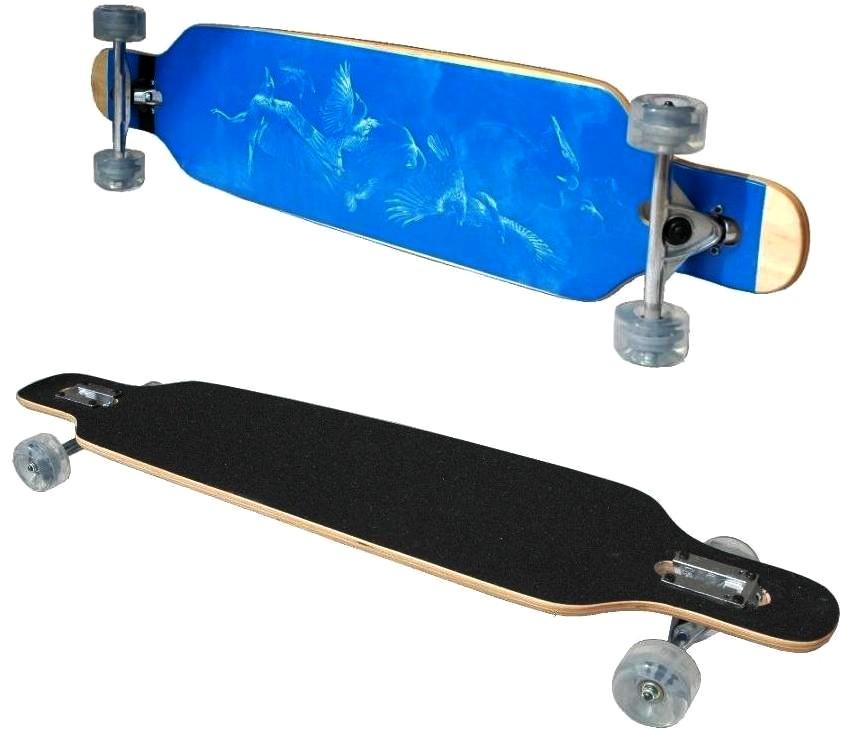 Skateboard 9 Vrstvy LINKOBY LAPE ABEC7 821