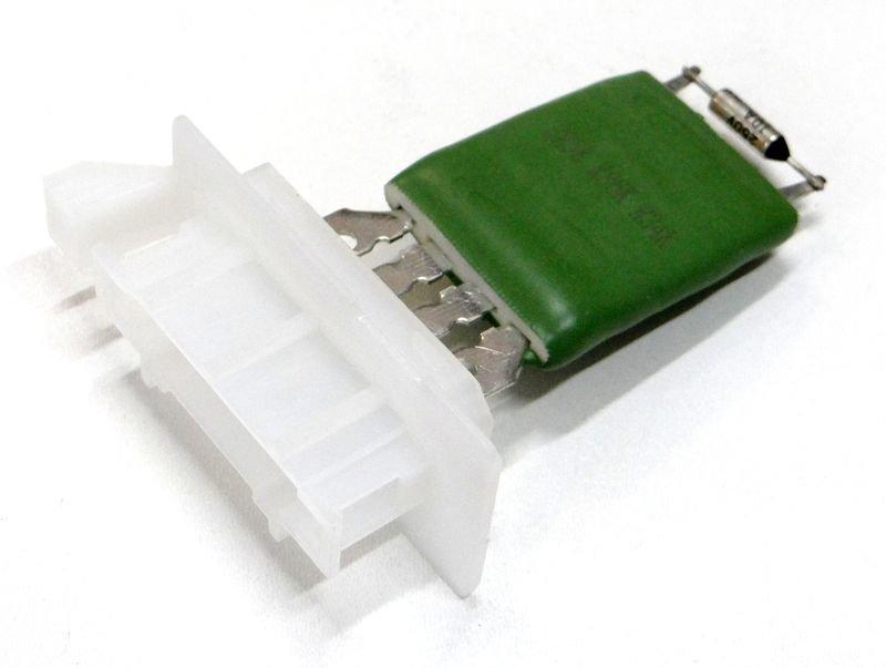 резистор резистор воздуходувки opel signum vectra c