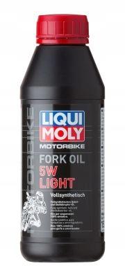 1523 МАСЛО LIQUI MOLY FORK OIL 5W LIGHT, 500 МЛ
