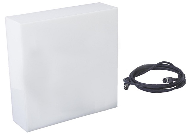 LED panel CB 16 Square 29x29cm RGB