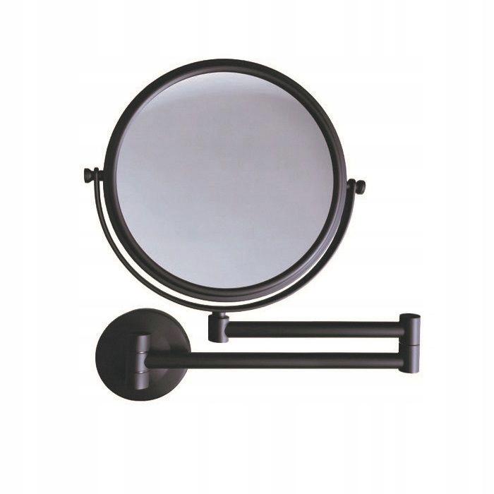 Kozmetické zrkadlo 22.01130-B čierne X3 Stella