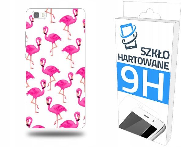 200wzorów Etui+szkło do Huawei P8 Lite Pokrowiec