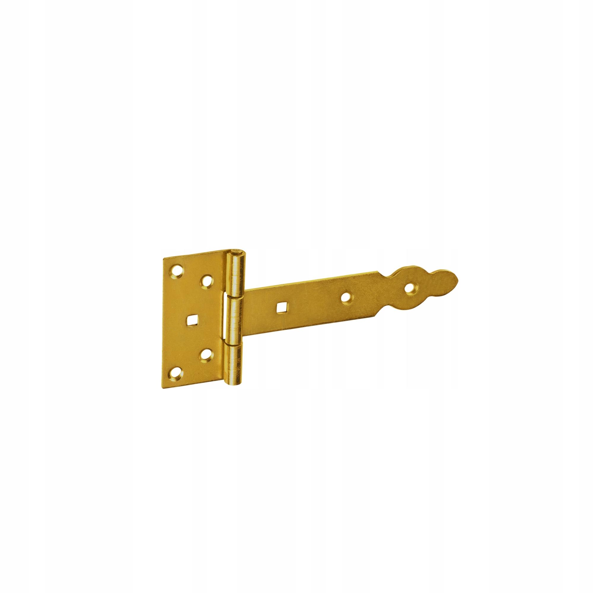 Zawias bramkowy ozdobny  ocynk  ZBO 150x60x90