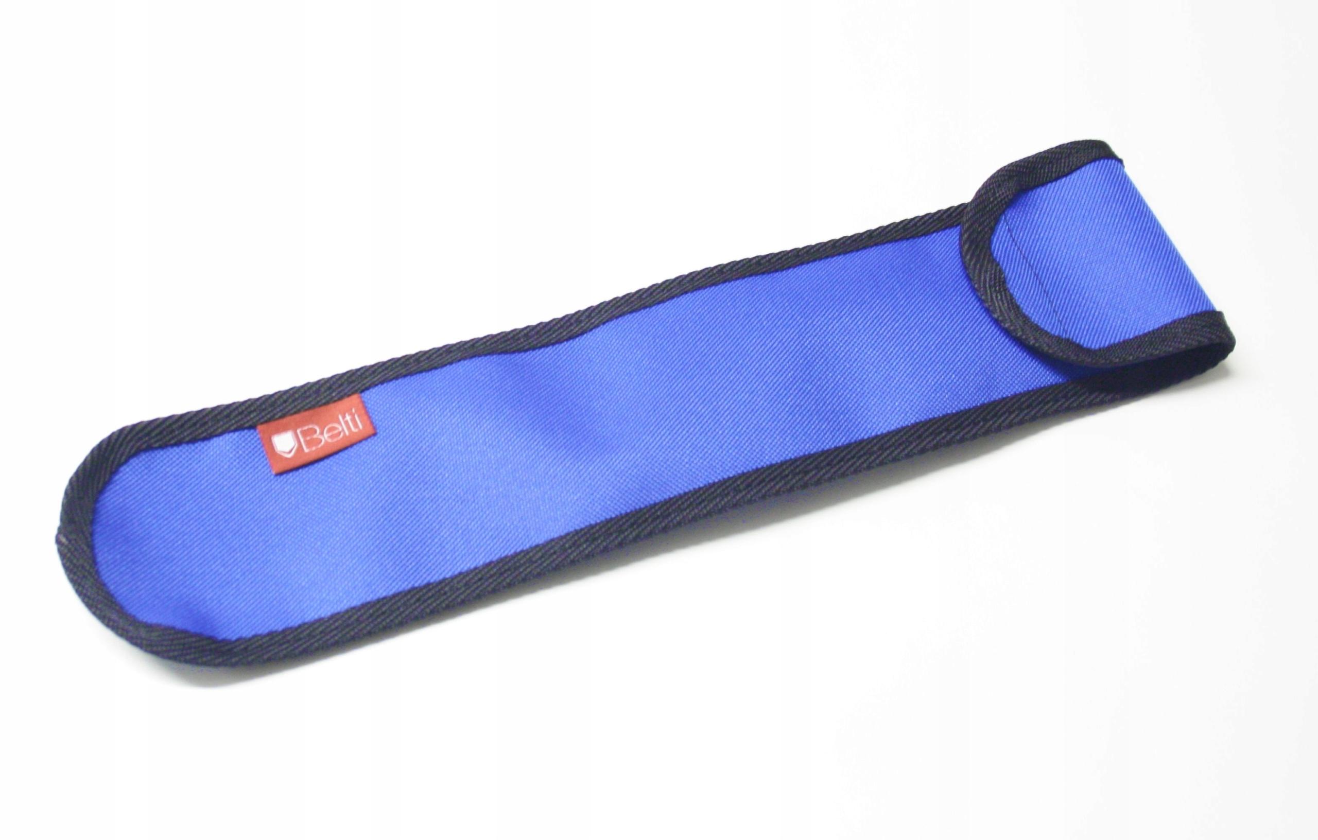 Vrecko na flaute flute belti pfps1 z5 modrá