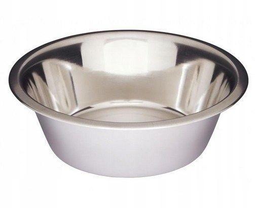 Чаша для собак стандартная стальная 0,45 л