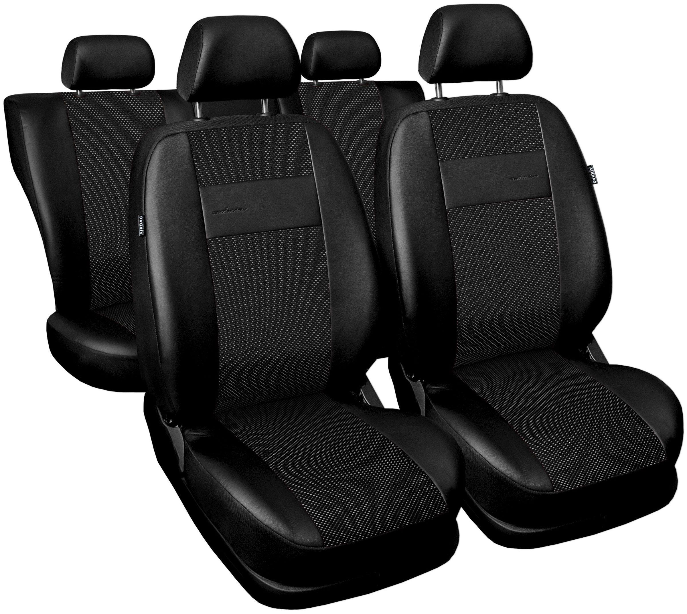 Pokrowce E1 na fotele do Audi A6 C4 C5 C6 C7