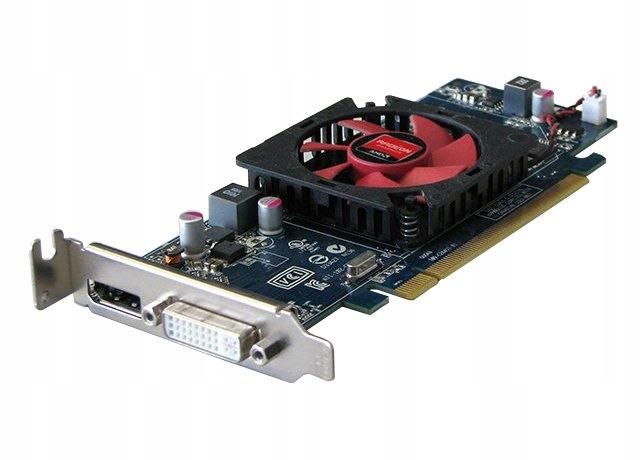 Видеокарта ATI Radeon HD 6450 1GB LowProfile